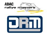 Logo Rallye Masters und DRM