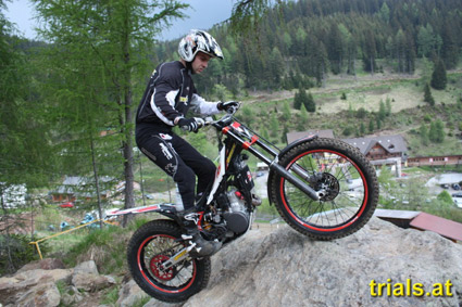 Trial Cup Lauf