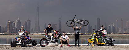 Masters of Dirt in Dubai