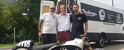 KR Raceteam - Bonneville we are coming