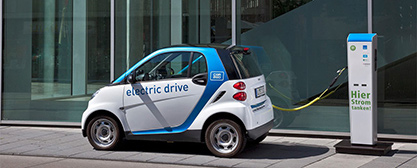 Electric Drive 2018 mit Car2Go