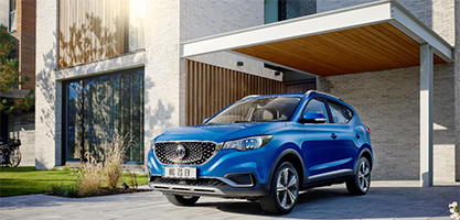 Der MG ZS EV copy