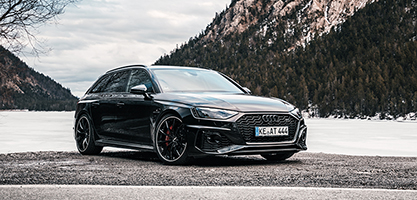 Audi RS4 - 530 PS durch ABT Power S Tuning