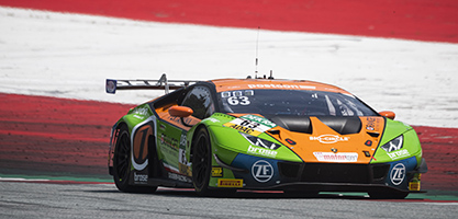 Spielberg ADAC GT Masters Grasser Racing  - Philip Platzer Red Bull Content Pool