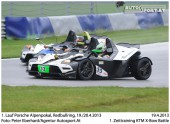KTM X-Bow Battle Redbullring 2013