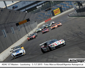 GT Masters Lausitzring 2015