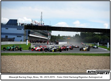 Formelsport - Masaryk Racing Days 2015