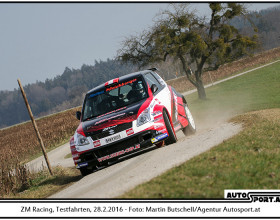 Rallye Test ZMRacing - 28.2.2016