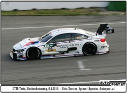 Hockenheim DTM Tests 6.4.2016