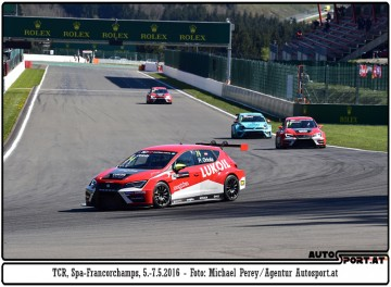 TCR International Spa 2016