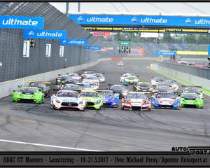 GT Masters Lausitzring 2017