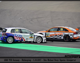 ADAC TCR Germany Nürburgring 2017