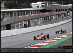 Formel Historic Bosch Race 2017