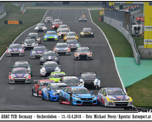 ADAC TCR Germany Oschersleben 2018