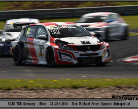 ADAC TCR Germany - Most 2018
