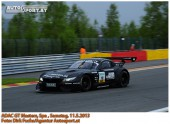 ADAC GT Masters Spa-Francorchamps 2013