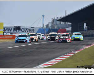 ADAC TCR Germany - Nürburgring 2018