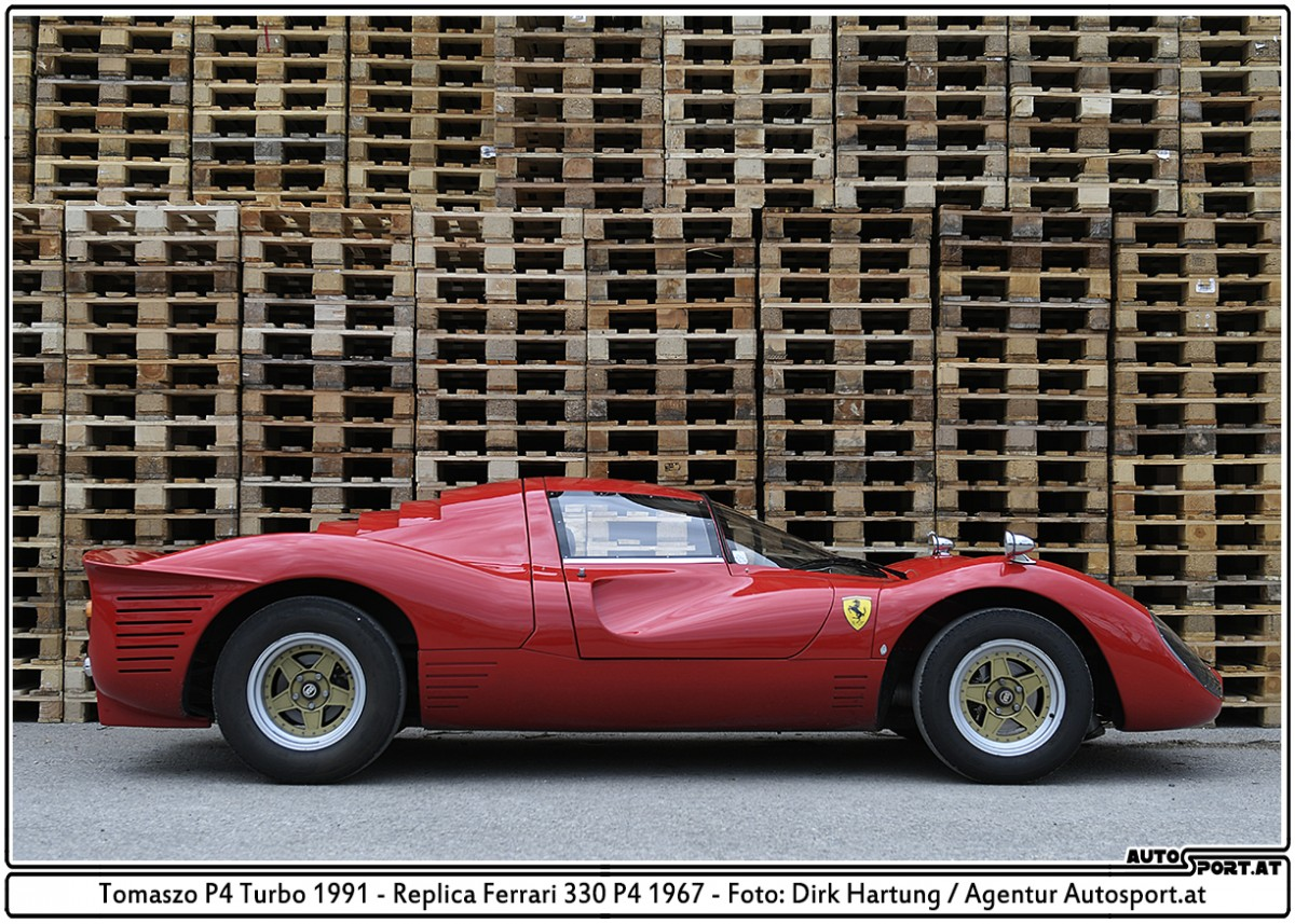 Ferrari 330 P4 Replica Tomaszo P4 Turbo
