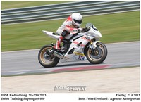 Redbullring 2013 - Supersport 600
