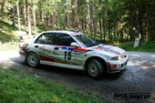 3. Jacques Lemans Althofen Kärnten Rallye 2009